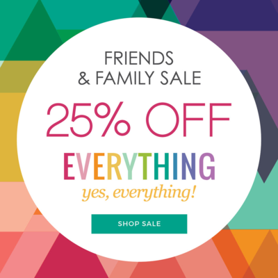 Erin Condren Friends & Family Sale: Get 25% Off Storewide!