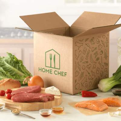 Home Chef Coupon: Get $30 Off Your First Box!