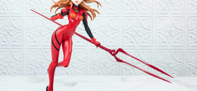 Lootaku July 2018 Subscription Box Update – SEGA Premium Prize Figure Asuka Arriving!
