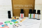 Simply Earth September 2018 Subscription Box Review + Coupons!
