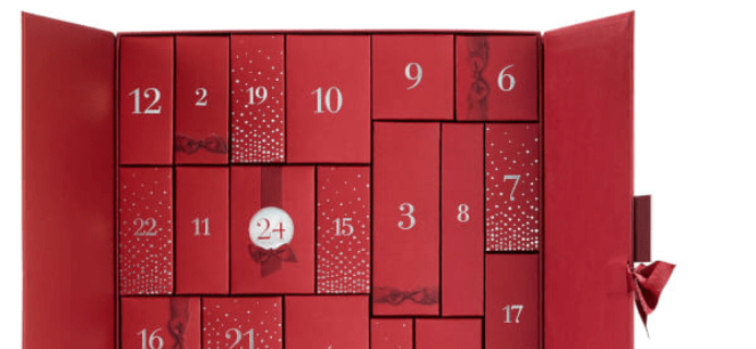 Molton Brown Opulent Infusions Advent Calendar 2018 Available Now!