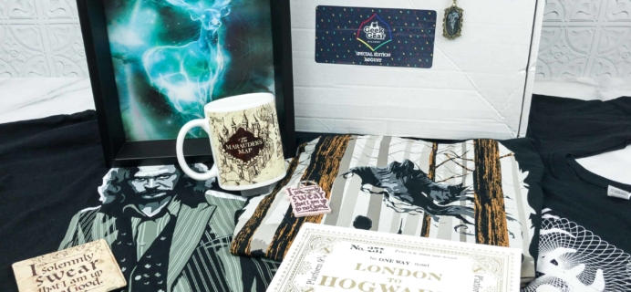 Geek Gear World of Wizardry Special Edition Black Friday SALE!
