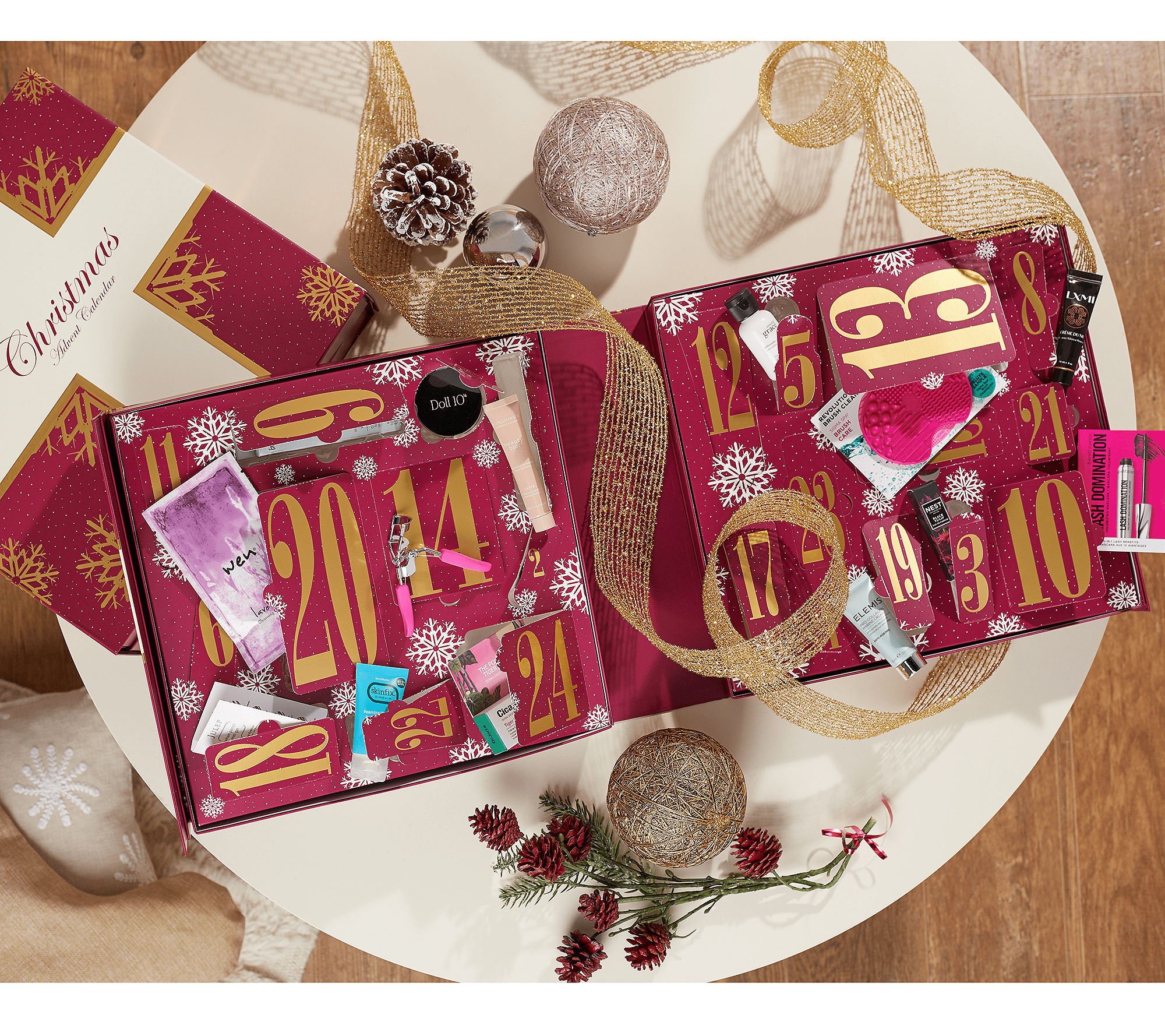 QVC 2018 Beauty Advent Calendar Available Now!