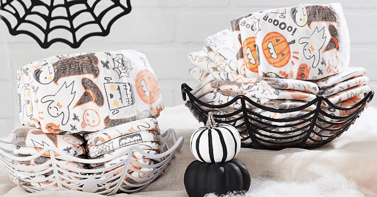 Honest Company Diaper Bundle Coupon: $30 Off First Bundle + Halloween Prints!
