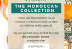 GlobeIn Gift Ideas: The Moroccan Collection Available Now!