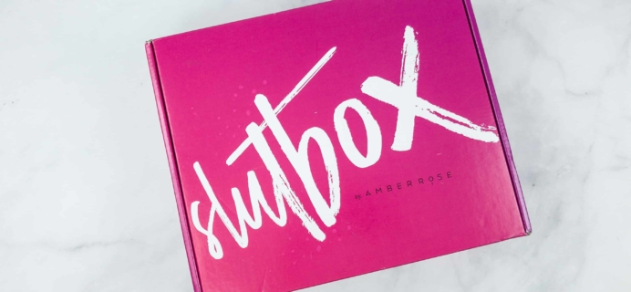 Slutbox by Amber Rose September 2018 Subscription Box Review {Adult & NSFW}