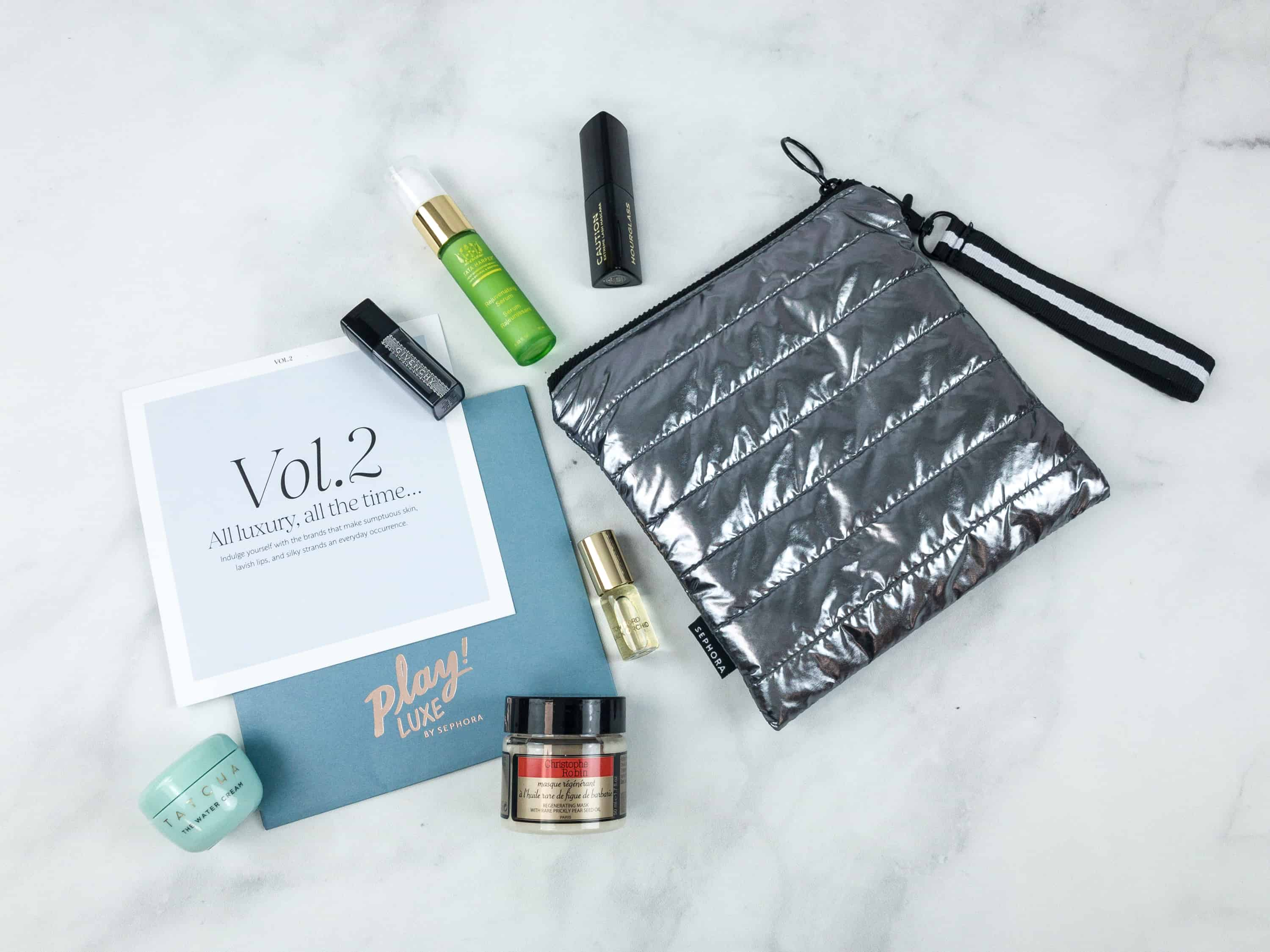 Sephora PLAY! Luxe '18 Volume 2  Limited Edition Box Review