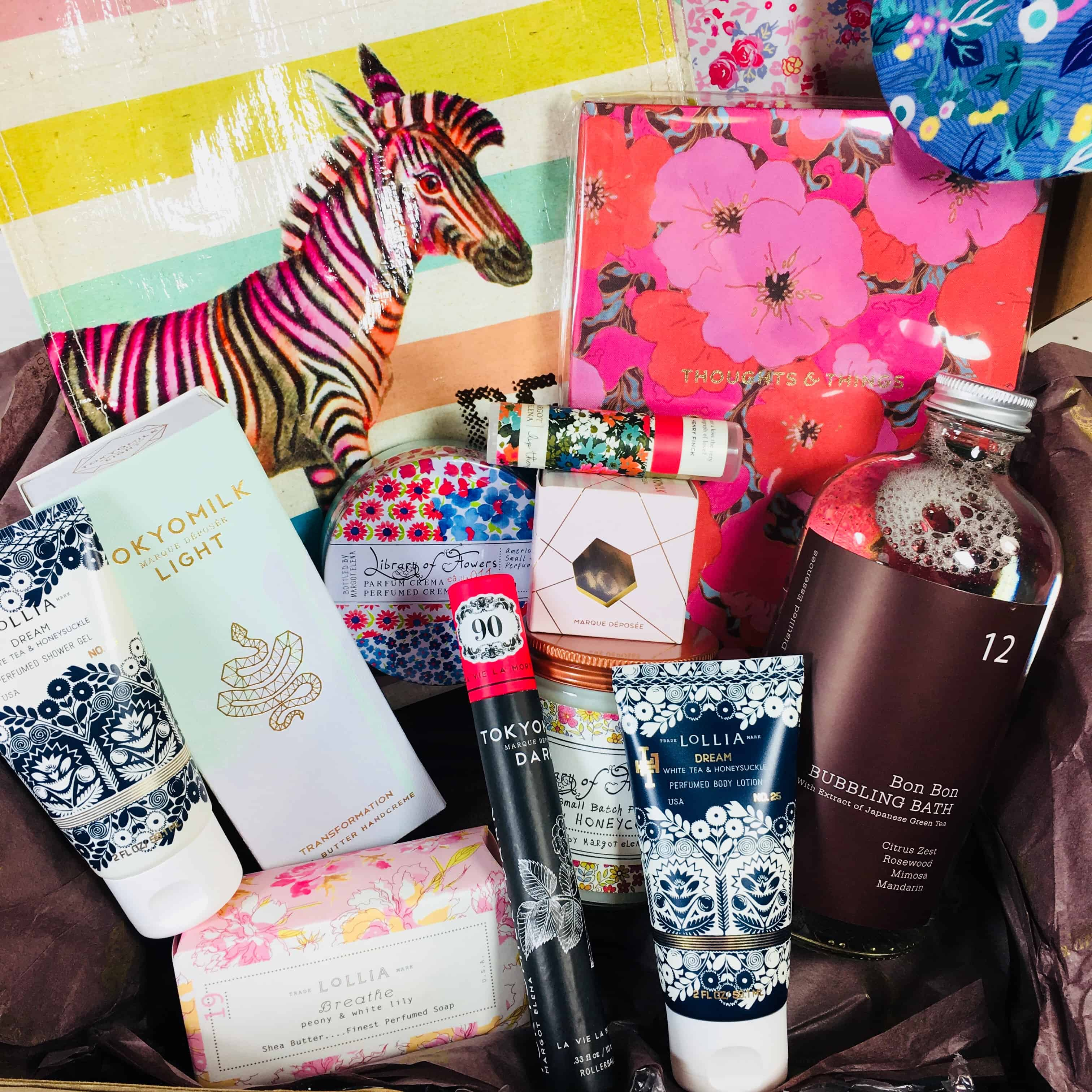Margot Elena Discovery Box Review – Fall 2018