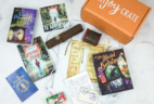 LitJoy Crate Fall 2018 Middle Grade Crate Subscription Box Review & Coupon