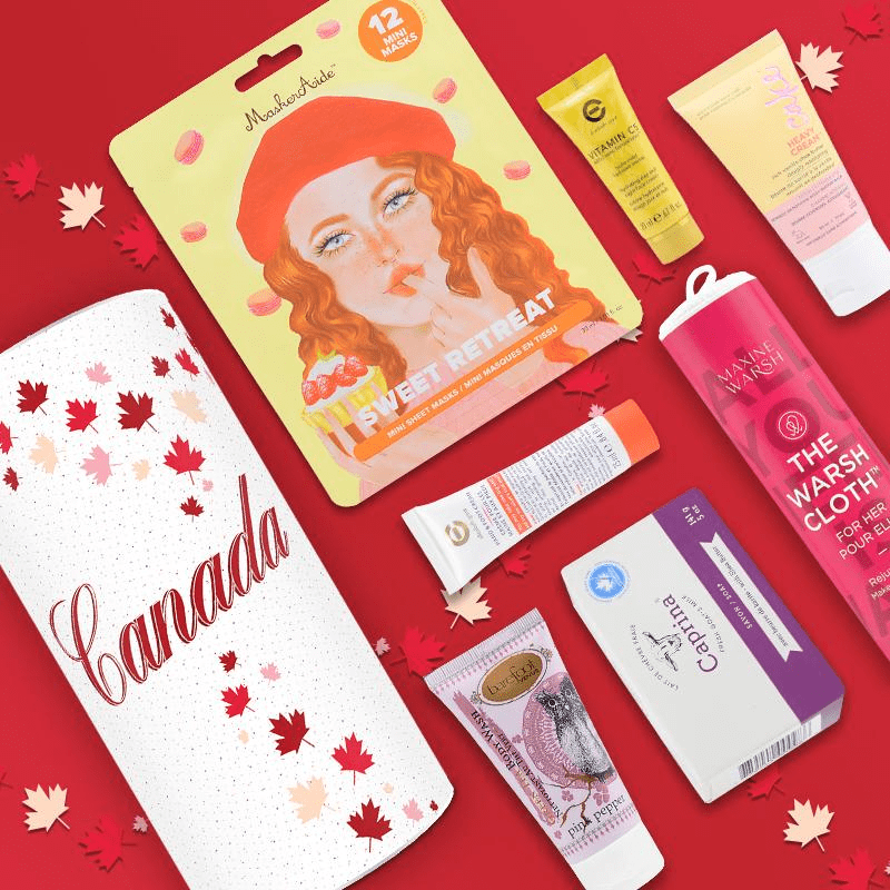 TopBox Limited Edition Fall 2018 Canada Box Available Now!