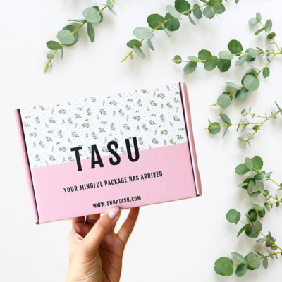 Newest Subscription Box: Tasu Bath Lovers Box Available Now + 20% Off Coupon!