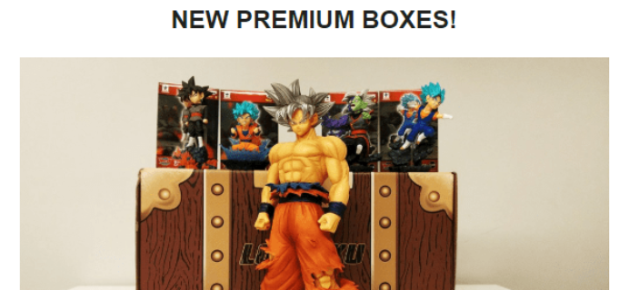 Lootaku New Premium Boxes Available Now + Coupon!