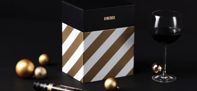 2018 Vinebox 12 Nights of Wine Advent Calendar – Last Call for Holiday Shipping!