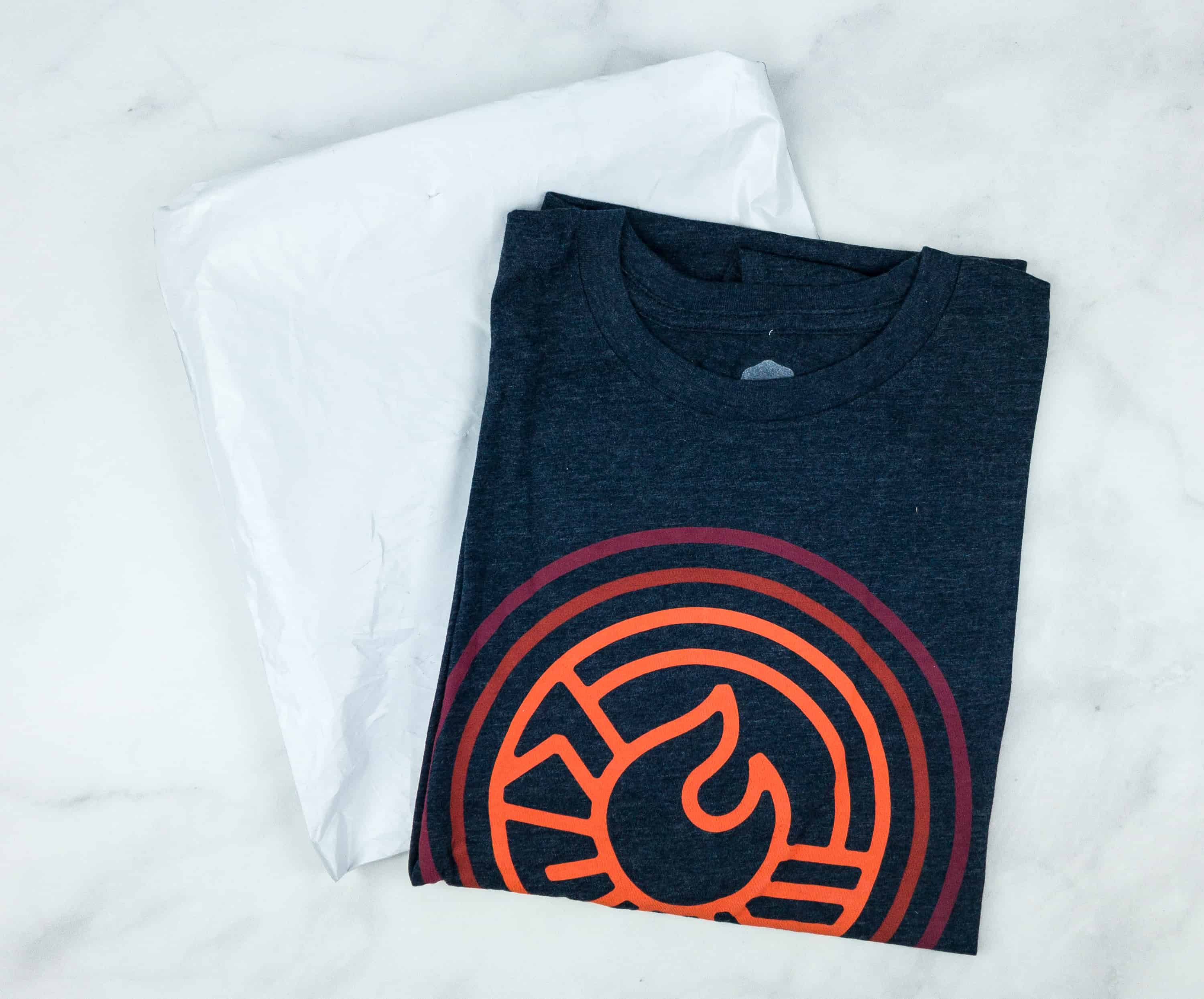 Wohven T-Shirt Subscription Review – September 2018