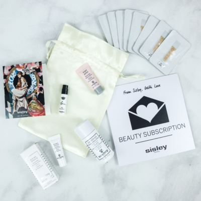 Sisley Paris Beauty Subscription September 2018 Box Review