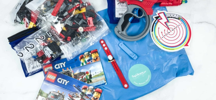 ToyLibrary Coupon: 3 Months For $59.95!