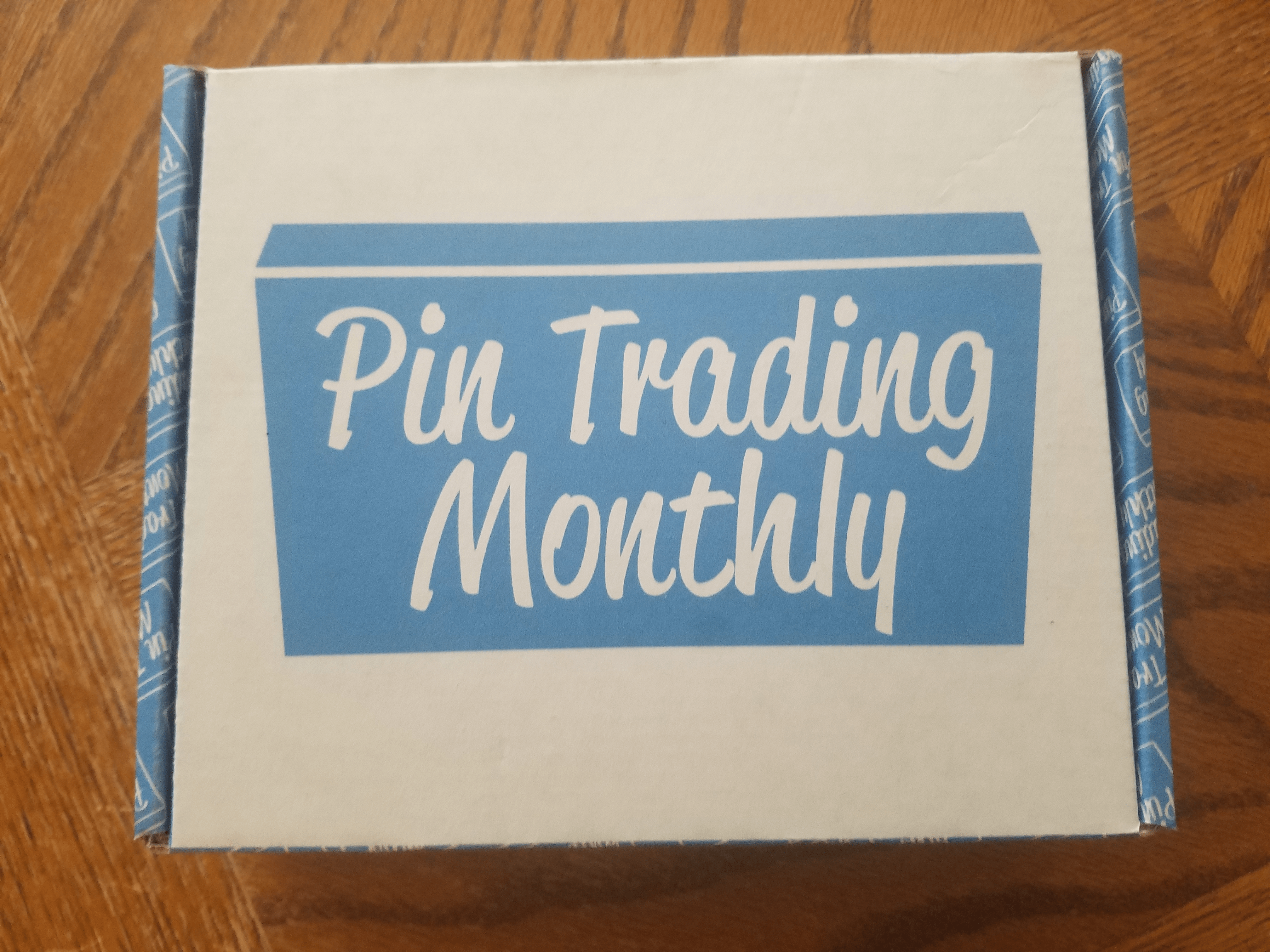 Pin Trading Monthly October 2018 Reveal + Coupons!