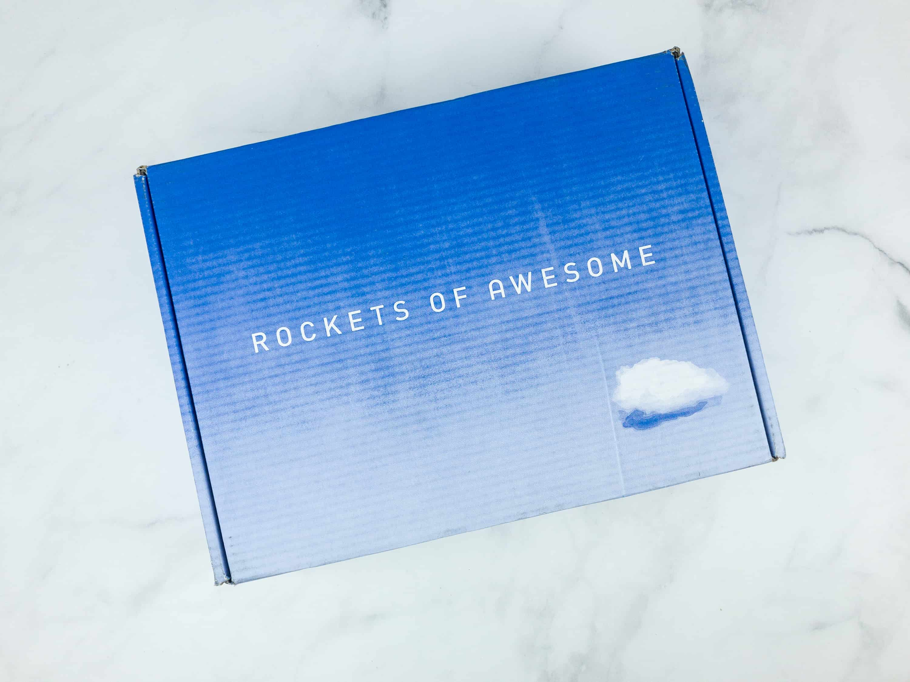 Rockets of Awesome Fall 2018 Subscription Box Review – Girls!