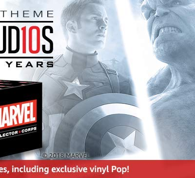Marvel Collector Corps November 2018 MARVEL STUDIOS Box Available For One Time Purchase WORLDWIDE!