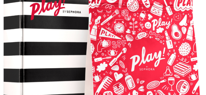 Play! by Sephora February 2020 Full Spoilers!