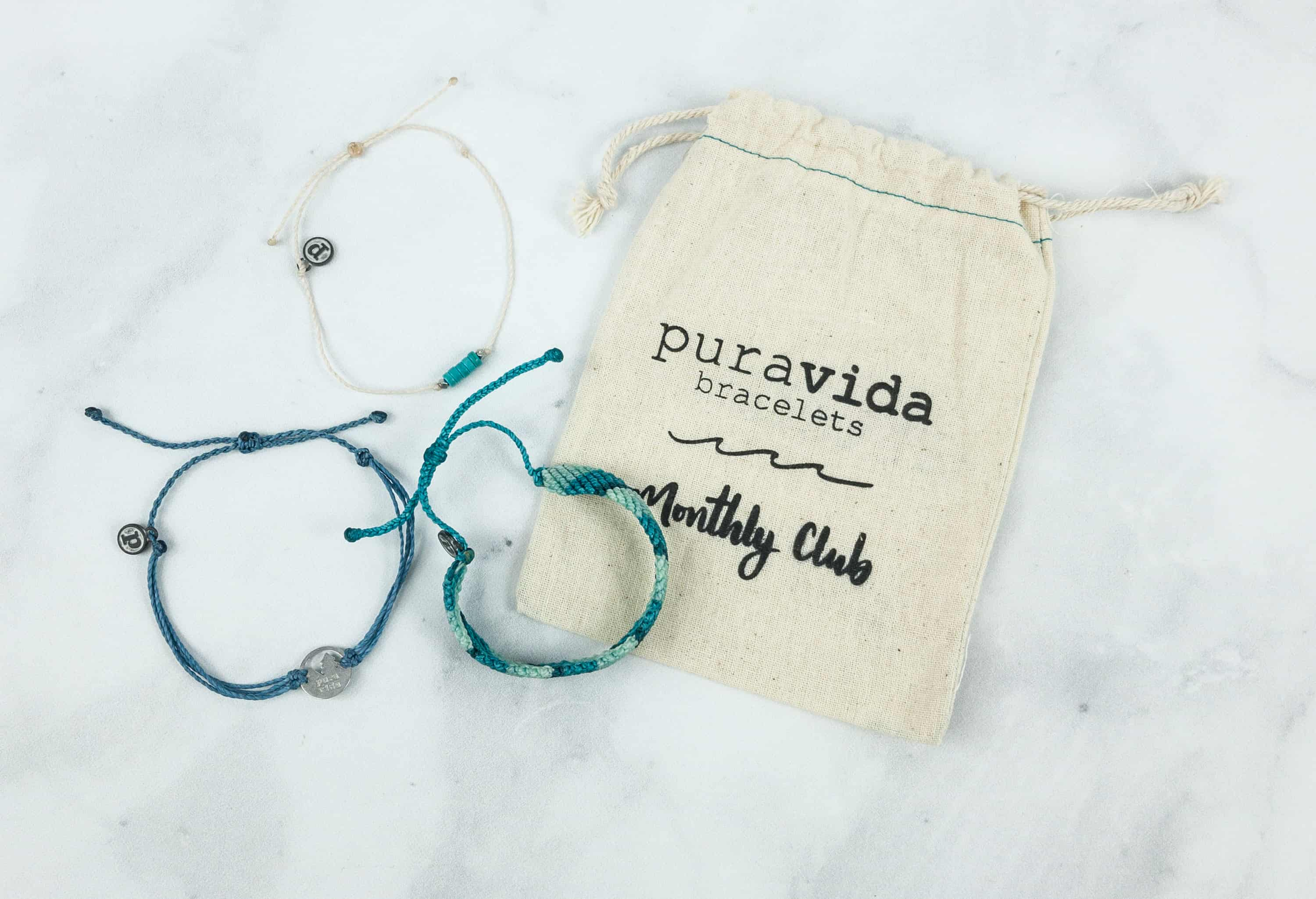 Pura Vida Monthly Club September 2018 Subscription Box Review