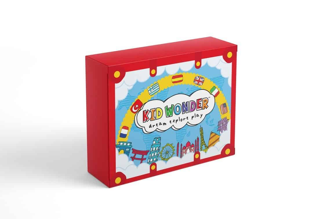Kid Wonder Little Dreamers Box November 2018 Theme Spoilers + Coupon!