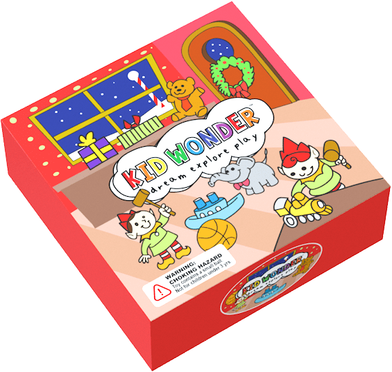 Kid Wonder Little Dreamers Box Limited Edition Christmas Box Available Now!