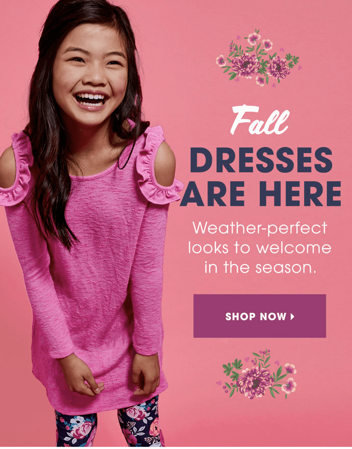 FabKids September 2018 Collection + Coupon!
