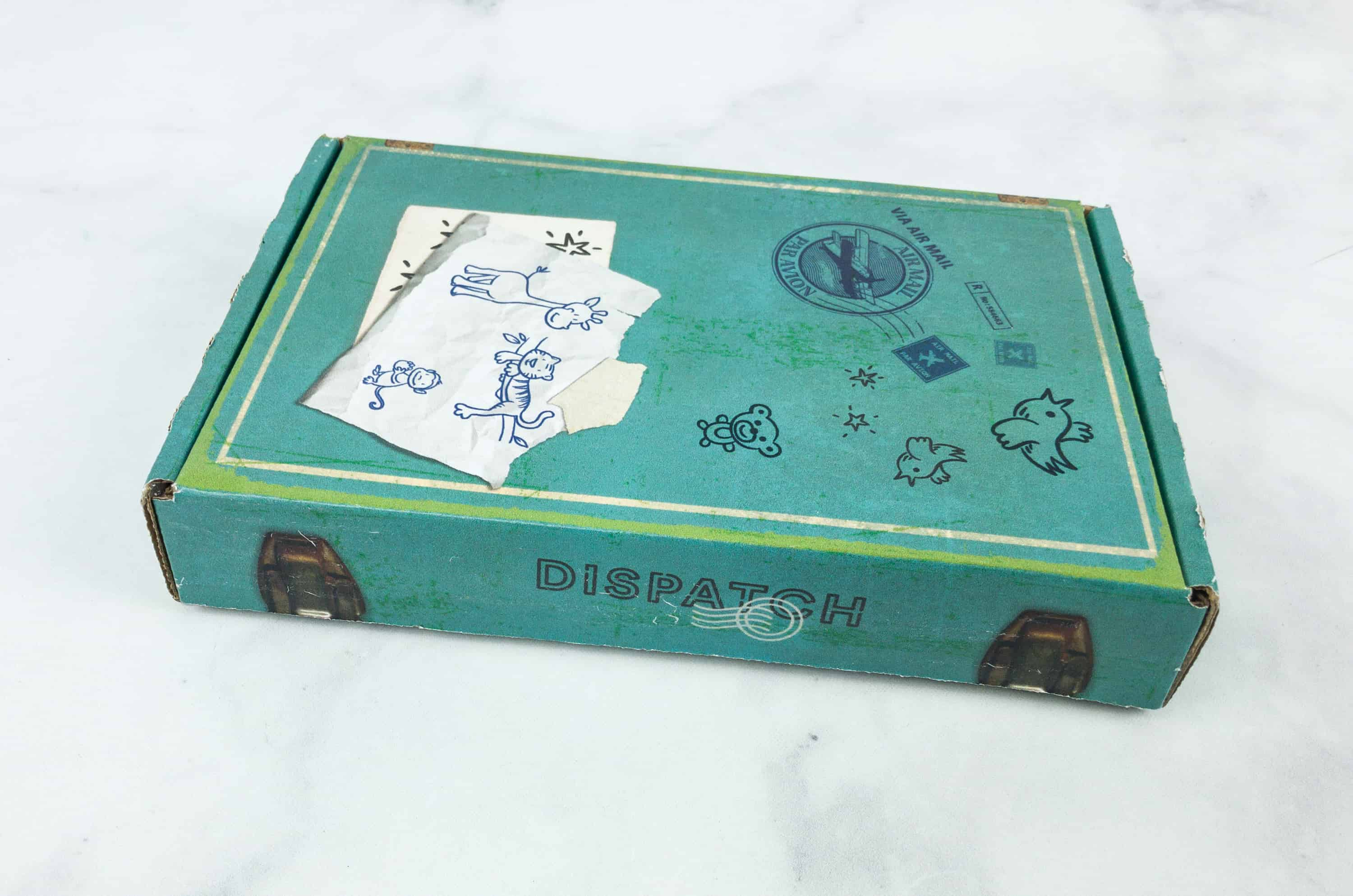 Dispatch Kids by Breakout Games Subscription Box Review + Coupon – Case of the Missing Coin Box 3