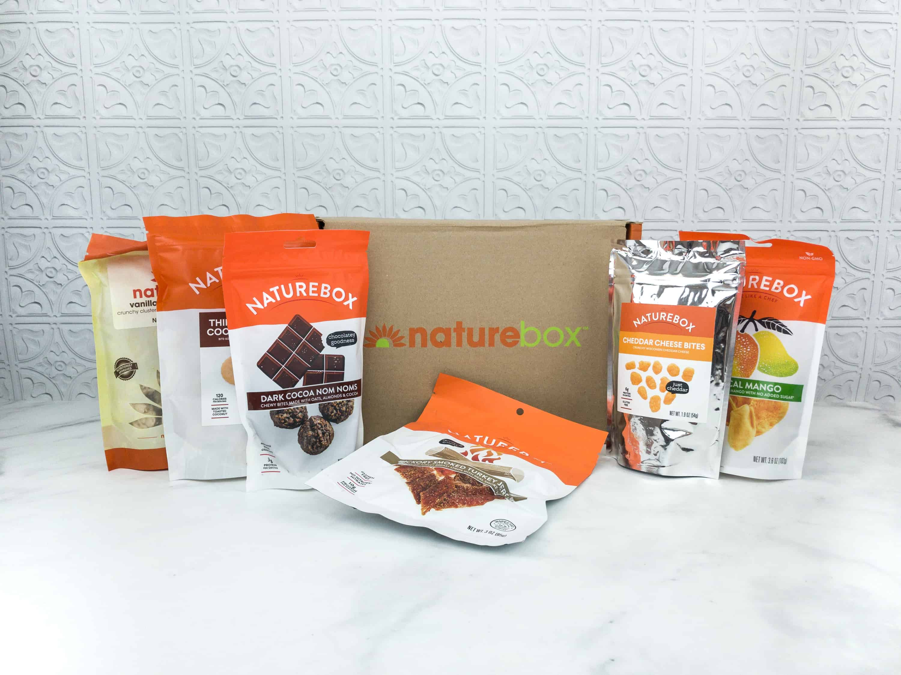 NatureBox Discovery Box Fall 2018 Subscription Box Review + Coupon!