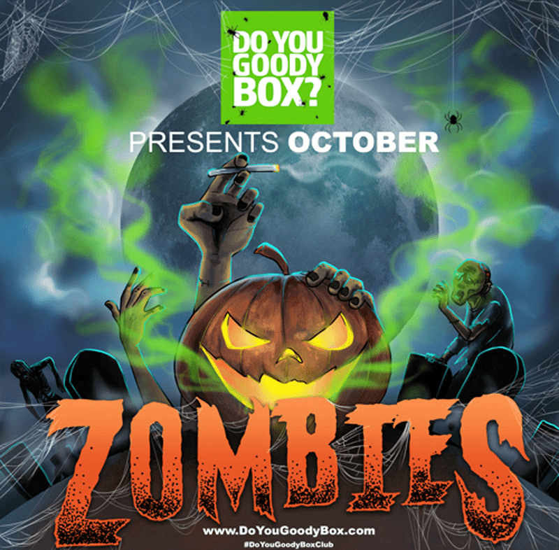 Do You Goody Box October 2018 Theme Spoilers + Coupon!