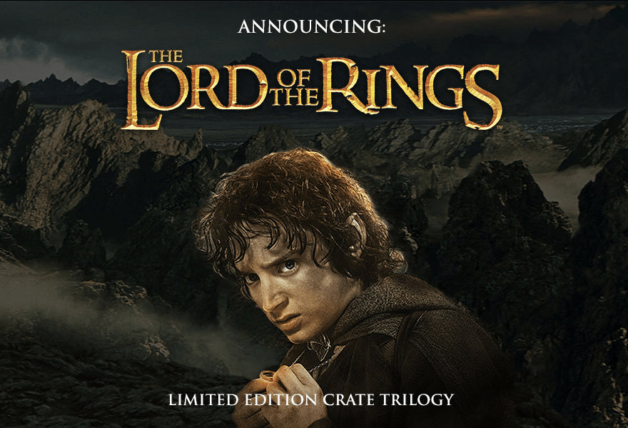 Loot Crate Lord of the Rings Limited Edition Crates Coming Soon!