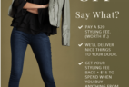 LAST DAY: Wantable Style OR Fitness Edit Coupon: Styling Fee $15 Off!