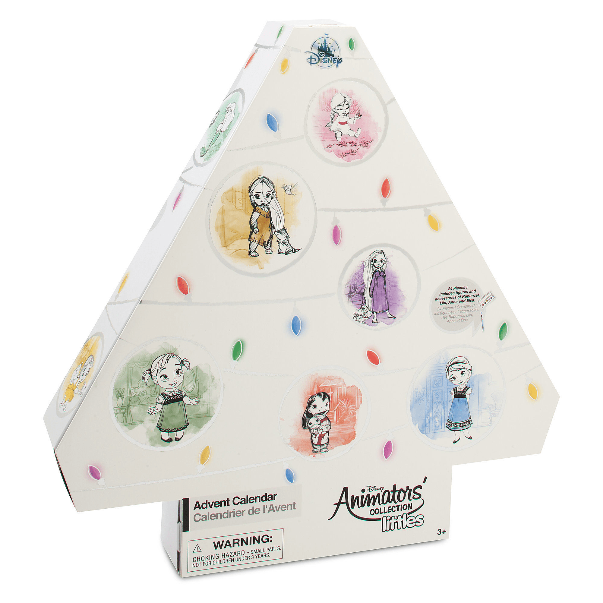 2018 Disney Animators Littles Advent Calendar Available Now + Full Spoilers!