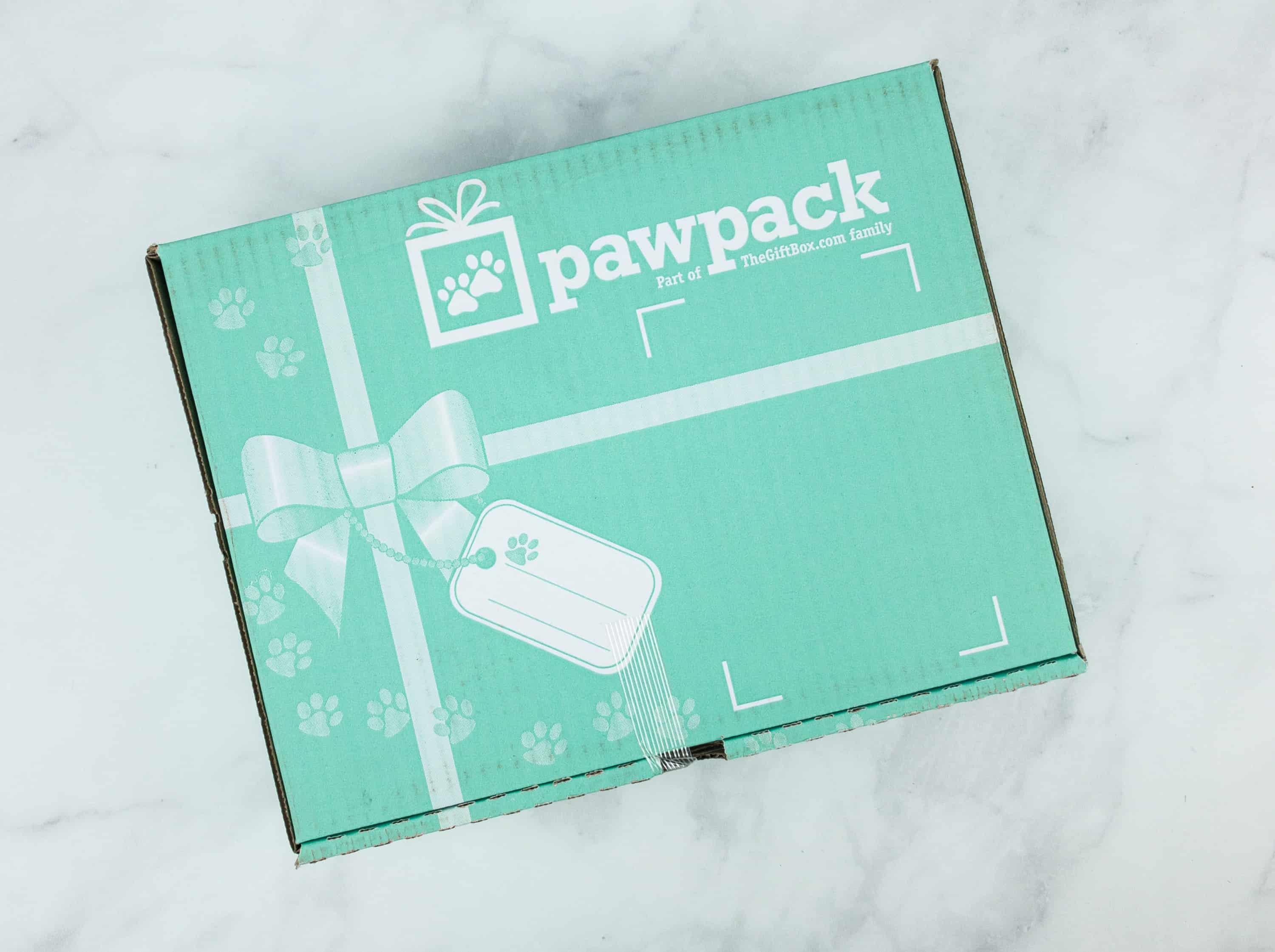 c3349d1be01d PawPack Dog Subscription Box Review + Coupon - September 2018 ...