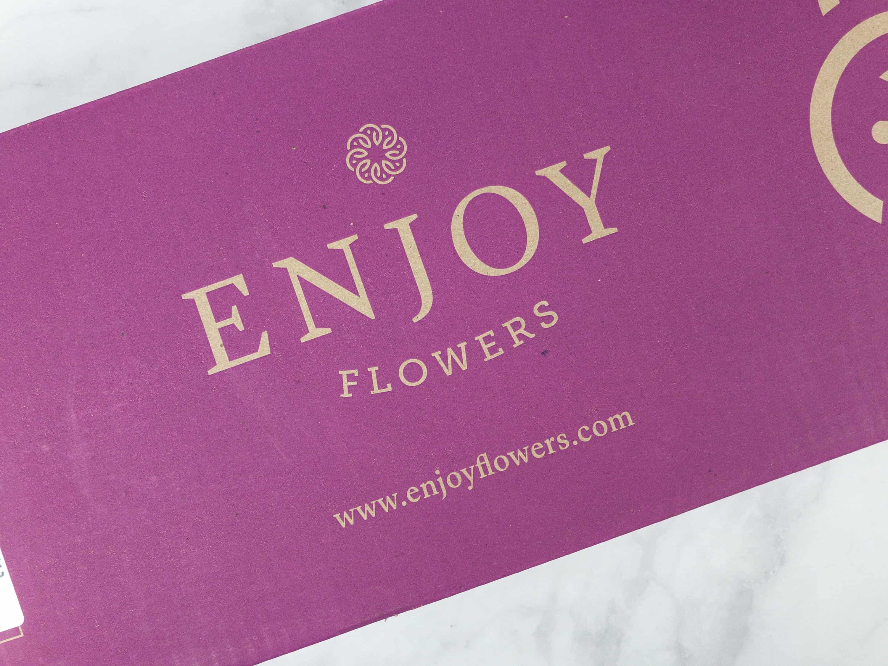 Enjoy Flowers October 2018 Subscription Box Review 50 Off Coupon