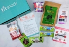 FitSnack September 2018 Subscription Box Review & Coupon