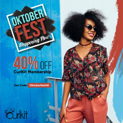 CurlKit Oktoberfest Sale: Get 40% Off Your Subscription + October 2018 Spoilers!