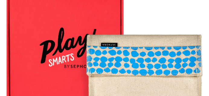 Sephora PLAY! SMARTS – Superfoods: Inner & Outer Beauty Box Available Now + Full Spoilers!