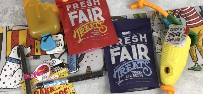 Super Chewer September 2018 Subscription Box Review
