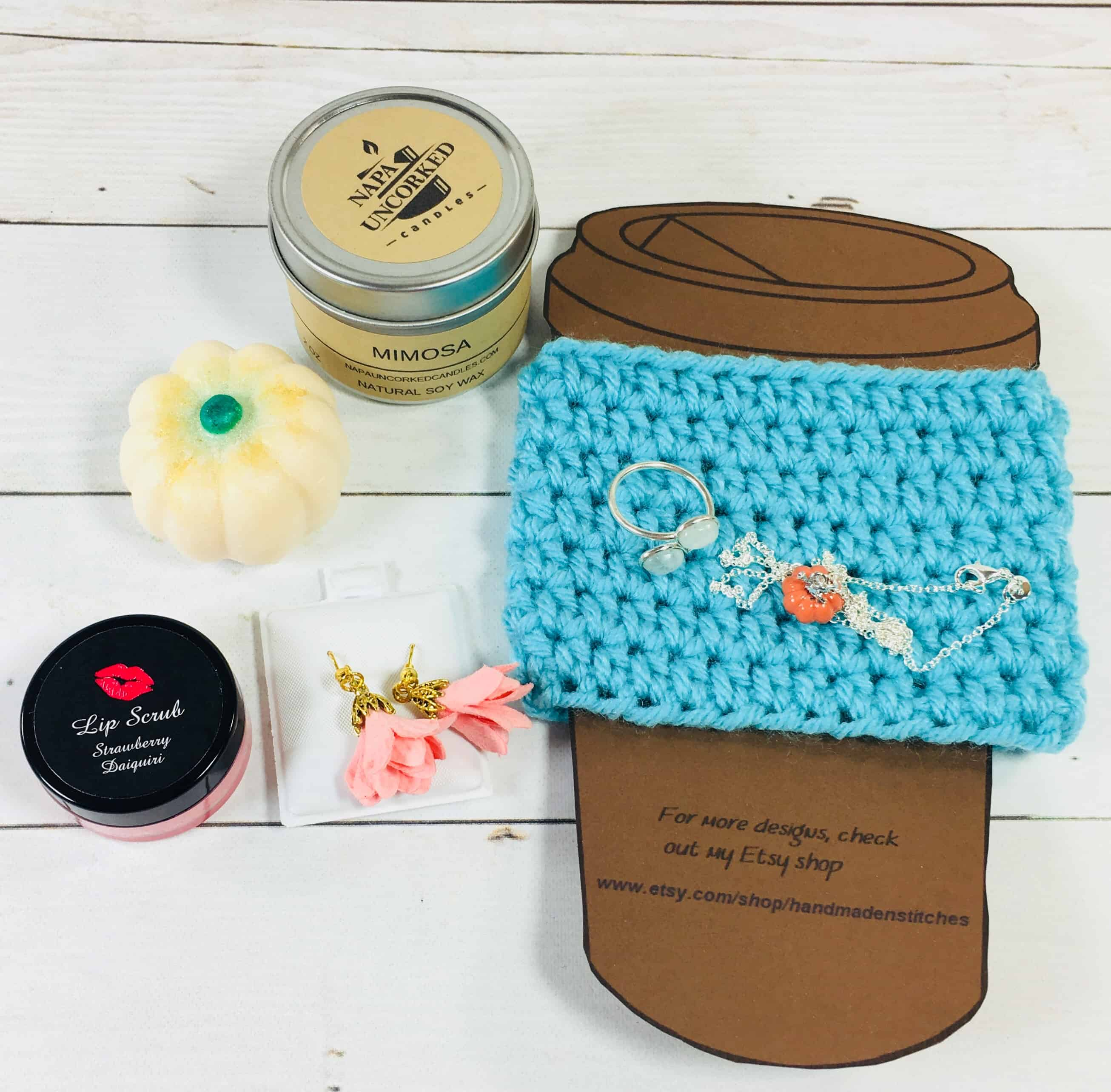 Box of Happies September 2018 Subscription Box Review + Coupon