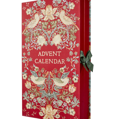 William Morris & Co. Beauty Advent Calendar 2018 Available Now in the US!