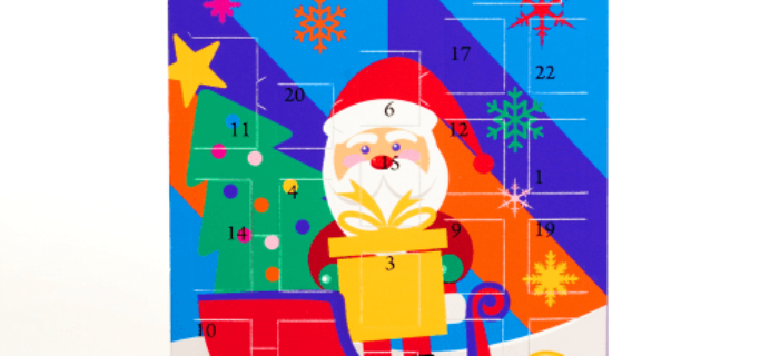 2018 Dylan's Candy Bar Advent Calendar Available Now + Coupon!