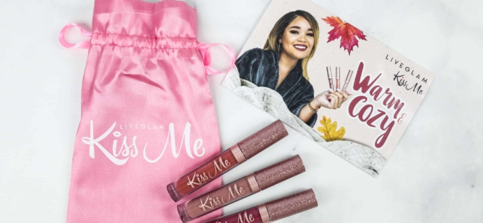 KissMe Lipstick Club October 2018 Subscription Box Review + FREE Lipstick Coupon!