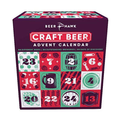 2018 Beer Hawk Advent Calendar Available Now!