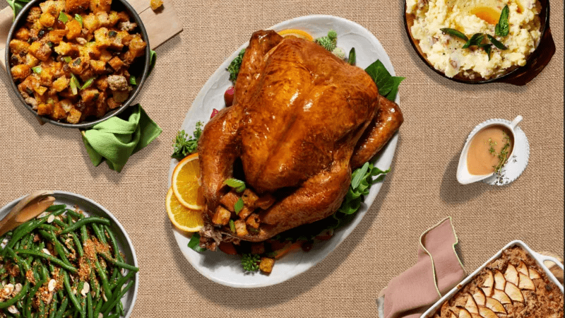 Hello Fresh Thanksgiving Box Coming Soon + Coupon!