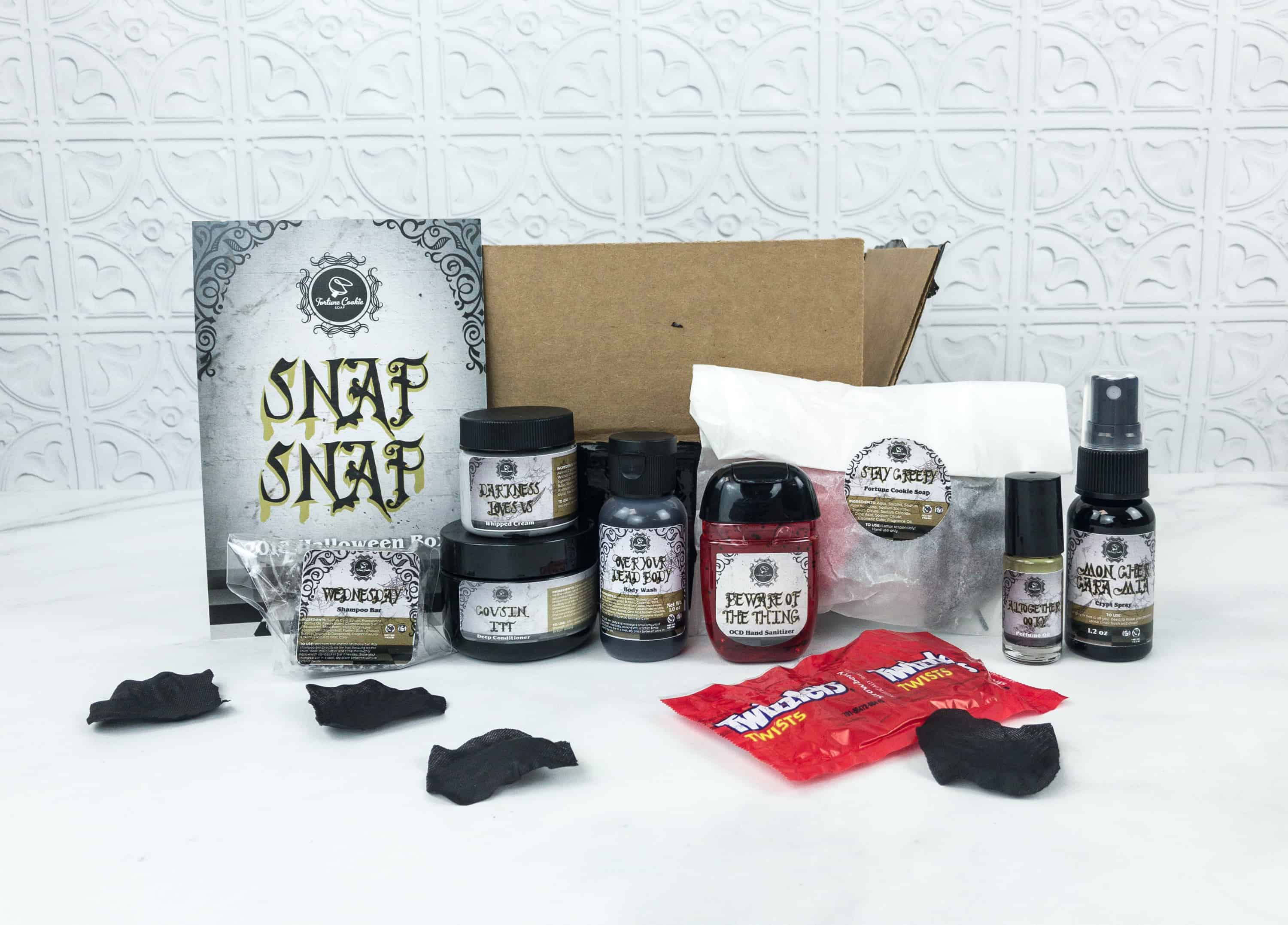 Fortune Cookie Soap FCS of the Month 2018 Limited Edition Box Review + Coupon