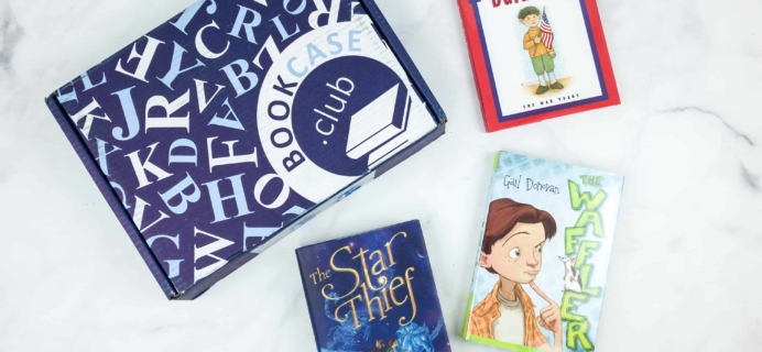 Kids BookCase Club October 2018 Subscription Box Review + 50% Off Coupon!