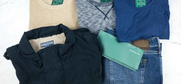 Stitch Fix Men October 2018 Review