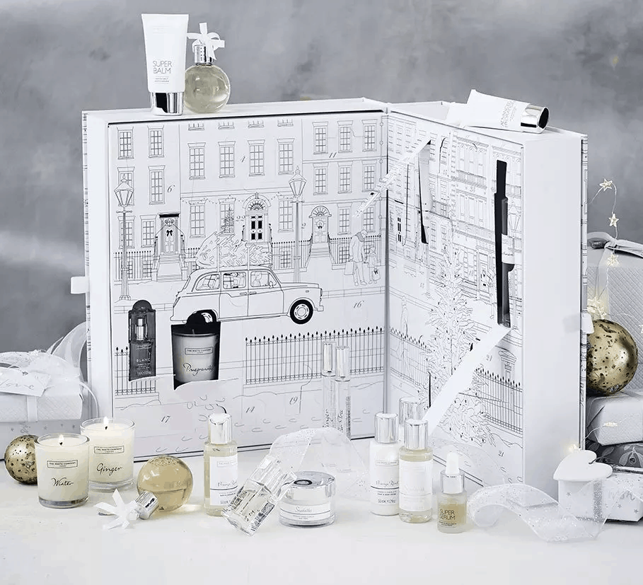The White Company Advent Calendar 2018 Available Now + Full Spoilers! {UK}